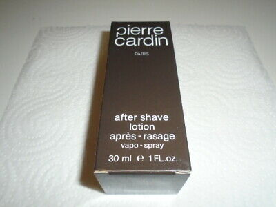 "Pierre Cardin  "" After Shave "" Lotion Apres Rasage  Vapo - Spray   ( 30Ml )"