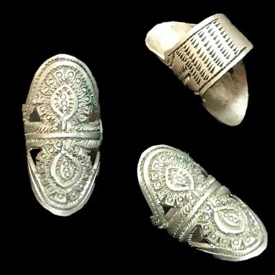 Stunning Top Quality Silver Medieval Ring (2)