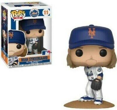 Funko NOAH SYNDERGAARD New York Mets MLB Pop! #11 Officially Licensed New