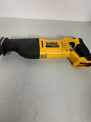 DeWALT DCS381 Variable Speed Reciprocating Saw 20V MAX Lithium-Ion - Tool Only