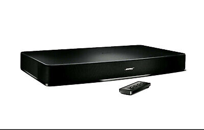 Bose Solo TV Sound System Black w/Remote (0390)