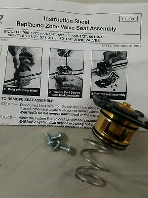 """Taco 571-004RP (2 Way Zone Valve Repair Kit), 3/4"""" and 1"""" New Replacement Item"""