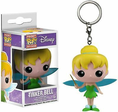 FREE US SHIP Funko Pocket Pop Keychain: Disney Tinker Bell Vinyl Figure NEW