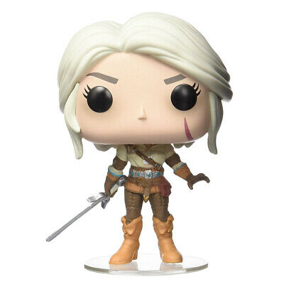 Games: The Witcher - Ciri Vinyl Figure #150 (With Box)