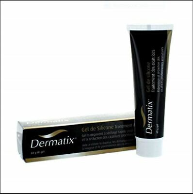 Boxed Large 60G Dermatix Silicone Gel Scar Reduction Blemish Red Mark Stretch