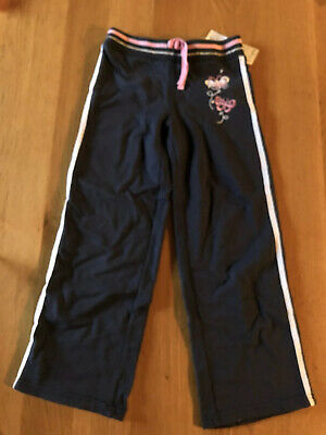 Girls Cherokee Jogger Trousers Age 6-7 Years New With Tags