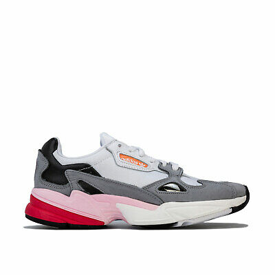 F35269 Adidas Originals Falcon Femme Running Shoes Core Grey