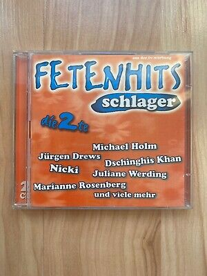 Fetenhits - Schlager 2 - Various Artists