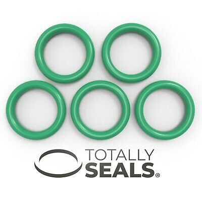 8mm Inner Diameter (ID) O-Rings - Viton (FKM) Rubber 75A Metric Seals Packets