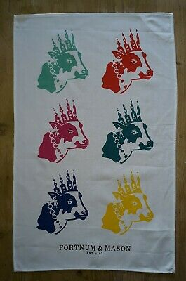 Fortumn And Mason Cotton Tea Towel,Free Uk Postage
