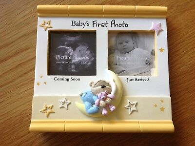 New Babys Coming Soon And Just Arrived Photo Frame