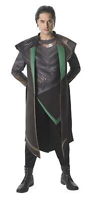 Adult Loki Thor Mens Fancy Dress Costume Cosplay Avengers Halloween Outfit