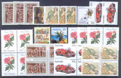 65c Postage Stamps Mint with full gum x 100. Ideal for use on Christmas cards.
