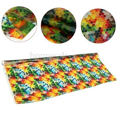 Colorful PVA Water Transfer Dipping Hydrographic Hydro Printing Film   UK