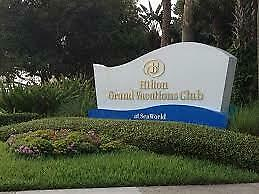 Hilton Grand Vacations at SeaWorld in Orlando 7,000 HGVC Points