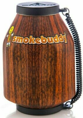 "Smoke Buddy The Original PERSONAL AIR FILTER ""Wood"""