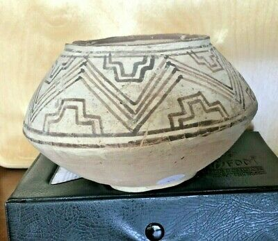 INDUS VALLEY  CERAMIC PAINTED VESSEL-3rd Millennium BC