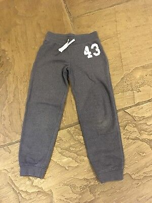 Next Grey Girls Joggers Age 8, Height 128 Cm