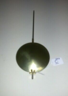 french brass clock pendulum