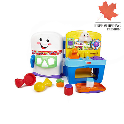 Fisher-Price Laugh & Learn Learning Kitchen ?? FAST & FREE