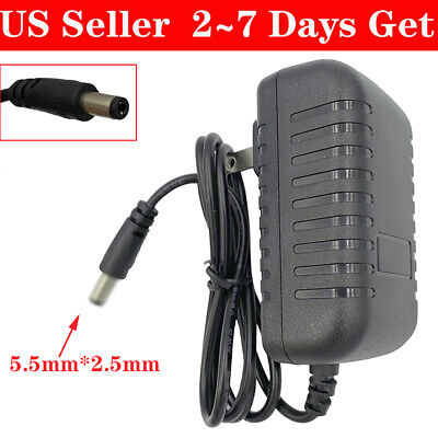 5V 2.5A AC DC Power Adapter For D-Link DI-604 DI604 Router Charger Supply Cord
