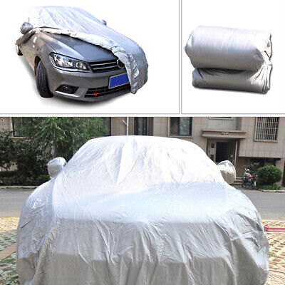 Heavy Duty Medium Universal Winter Frost Waterproof Full Car Cover Large Size