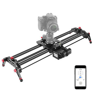 Neewer Camera Slider Motorized APP Control Time Lapse Shooting and Video Shot