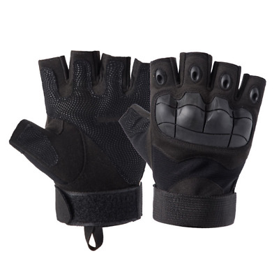M Outdoor Gloves Army Tactical Full Finger Military Hard Knuckle Glove Shooting