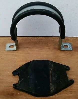 Land Rover Series 3  90 110 Defender Wiper Motor Mounting Bracket Clamp and Pad