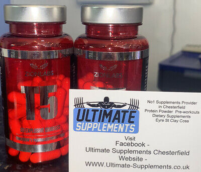 Zion labs T5 fatT-5's are extremely strong Fat Burners designed burners