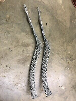 2 Hubbell Wiring 03309008 SLACK PULL GRIPS 2.0-2.5 LACE STD