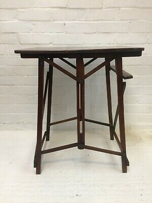 Antique Hatherley Patent Easel Table model B1 Campaign furniture 1910