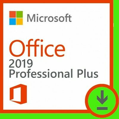 🔥ms office 2019 professional plus ⚡Instant Delevery (2min) ⚡Paypal 1Pc Key🔥
