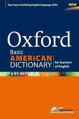 Oxford Basic American Dictionary for learners of English by Oxford University P