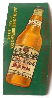 Vintage Indianapolis brewing Circle City beer reproduction steel sign bar decor