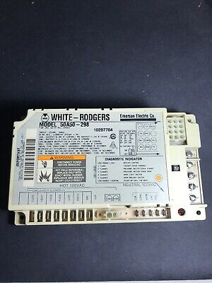 White - Rodgers furnace circuit board 50A50-298