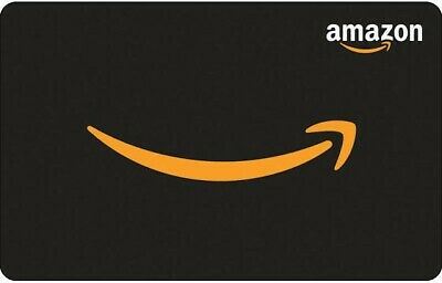 $100 Amazon Gift Card. Fast Shipping - PHYSICAL GIFT CARD