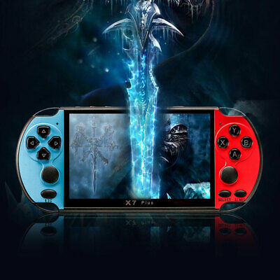8GB Handheld PSP Game Console Player Built-in Games 5.1'' Portable Console