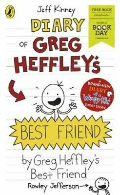 Diary of Greg Heffley's Best Friend: World Book Day 2019 9780241388822