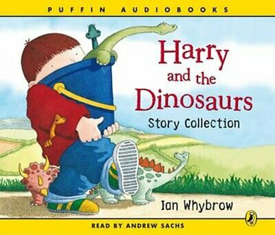 Harry and the Bucketful of Dinosaurs Story Collection 9780141808574 | Brand New