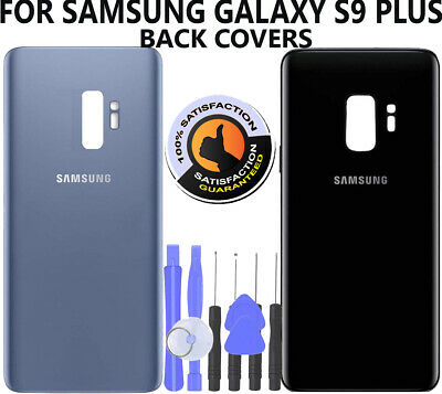 OEM Battery Cover Glass Housing Back Door For Samsung Galaxy S9 Plus