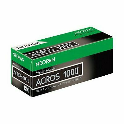 New! fujifilm neopan acros 100 ii 120mm 120 ACROS II 12EX 1 film from Japan