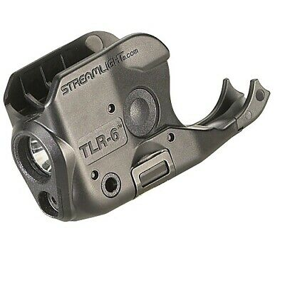 Streamlight 69275 TLR-6 Sig P238/938 Subcompact Gun Rail Mounted Light/Red Laser
