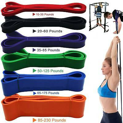 Resistance Bands Tube Exercise Elastic Band Fitness Equipment Yoga Loop Bands