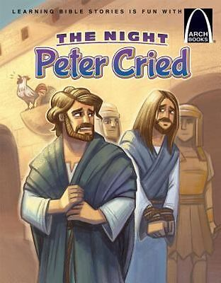 The Night Peter Cried - Arch Books (Paperback or Softback)