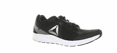 Reebok Womens Endless Road Black/True Grey/White/Pure Silver Running Shoes Size