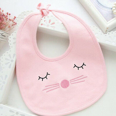 Newborn Toddler Baby Cotton Bibs Saliva Towel Soft Bib Feeding Towel Z