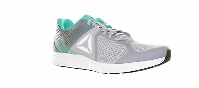 Reebok Womens Endless Road Cold Grey/Solid Teal/White/Black/Neon Lime Running