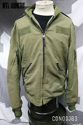 Canadian Forces OD Flight Jacket Size 7644 Air Force Canada Army