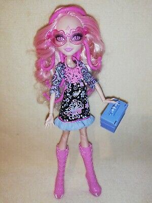 Monster High Viperine Gorgon Ex-Display Only. OUTSTANDING EXAMPLE, RARE GHOUL!